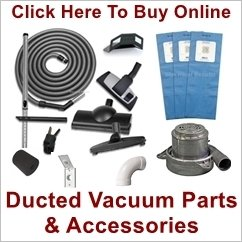 Ducted Vacuum Parts & Accessories