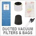 Ducted Vacuum Bags and Filters