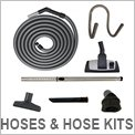 Ducted Vacuum Hoses and Hose Kits