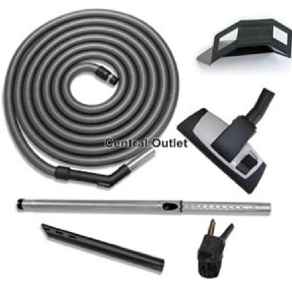 Regular Vacuum Hose Kit 9m, 10m or 12m Suits all Ducted, Central & Vacu maid Vacuums
