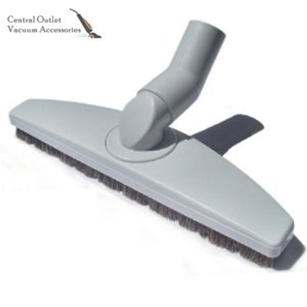Vacuum Floor Brush Turns 180 Degrees